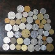 Монеты,  купюры и многое другое